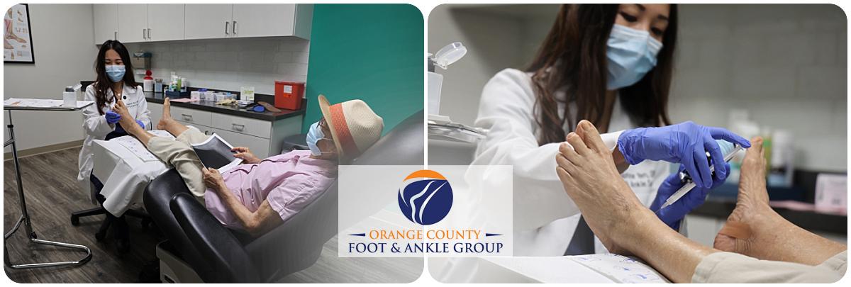 Diabetic Footcare - OCfeet.com