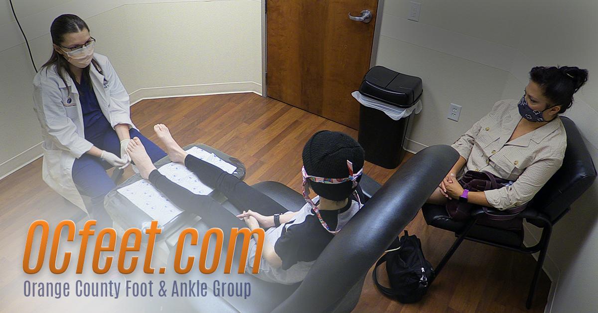 OCfeet.com - diabetic Foot and wound care - OCFA