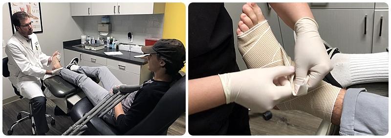 Ankle Sprain - OCfeet.com - Podiatrist Orange County