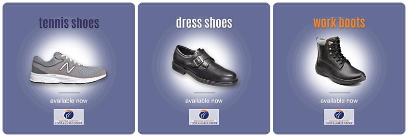 diabetic shoes trio - OCfeet.com