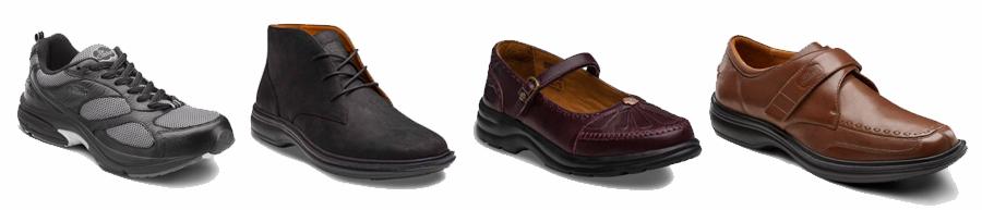 Diabetic Shoes - Dr Comfort OCfeet.com