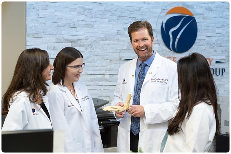 Dr Bennett - OCfeet.com
