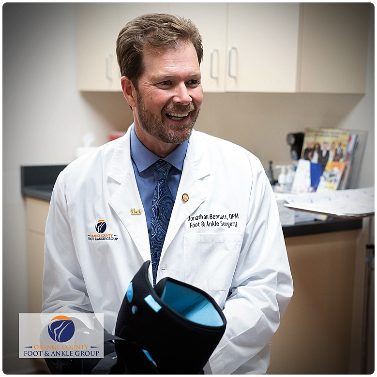 Dr. Jonathan Bennett - OCfeet.com