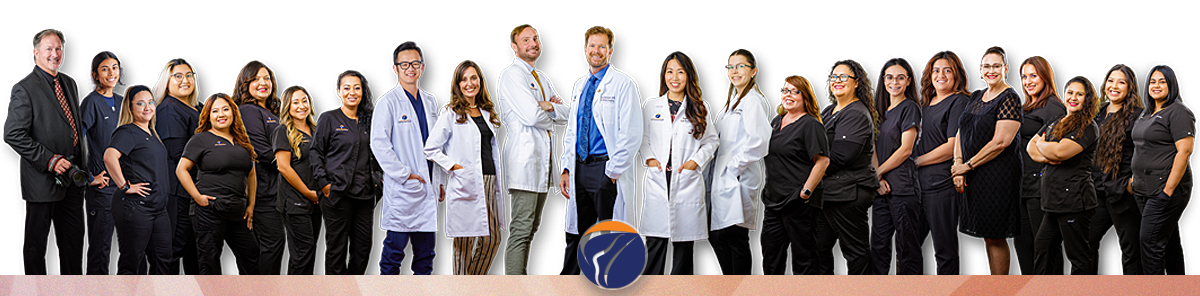 Doctors and Staff of OCFA - Orange County Foot & Ankle Group